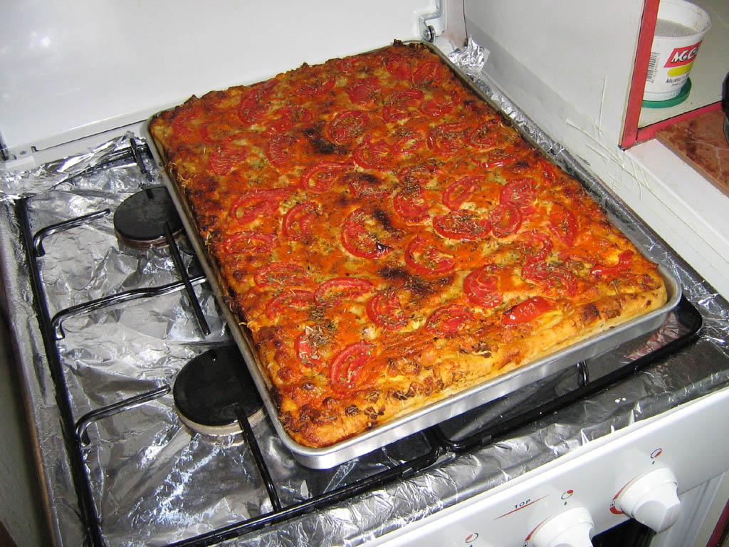 pizza ca la mama acasa