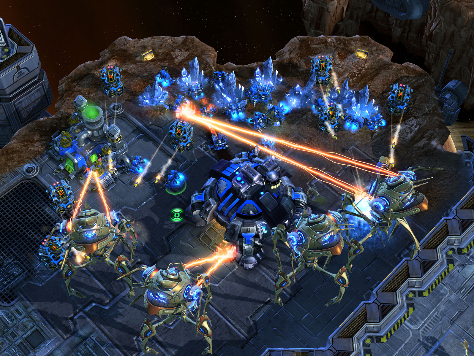 starcraft 2 screenshot