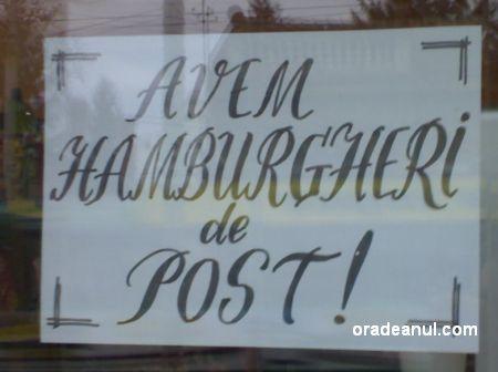 Postburgher, o invenţie românească