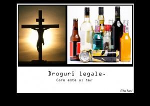 Droguri legale. Care este al tau?