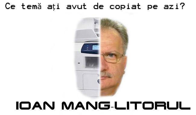 manglitorul